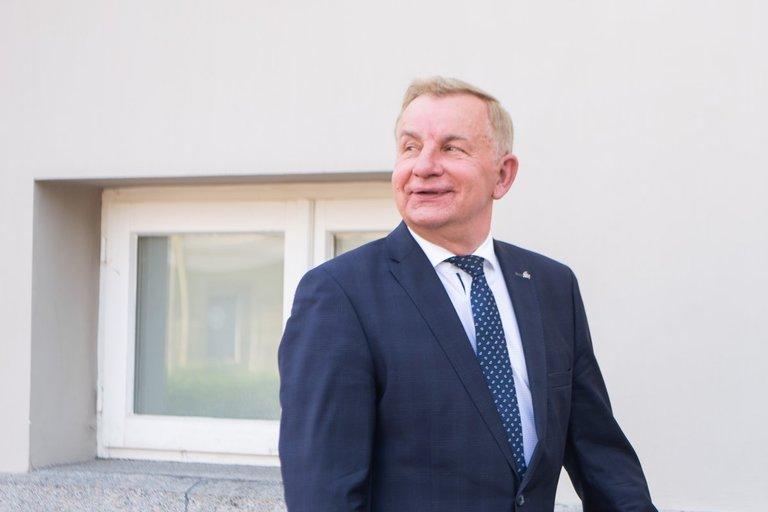 Rimantas Sinkevičius (nuotr. Fotodiena/Justino Auškelio)