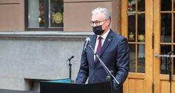 TV3 Žinios. Nausėda įvertino kandidatę į teisingumo ministrus