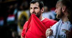 Vengrijos rinktinė dėl koronaviruso atvejų traukiasi iš FIBA burbulo
