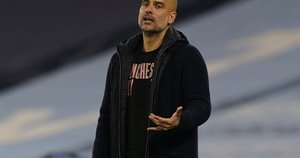 P. Guardiola (nuotr. SCANPIX)
