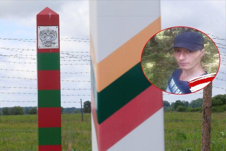 Lietuvoje prieglobstį gavęs rusas džiaugiasi, nors mėnesį gyveno miškuose, o sieną kirto nelegaliai (nuotr. SCANPIX) tv3.lt fotomontažas