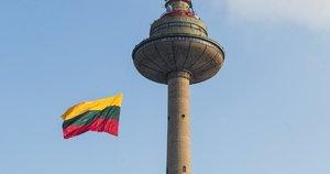 Televizijos bokštas (Vygintas Skaraitis/Fotobankas)